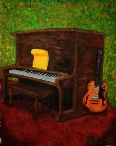 Orange-Guitar
